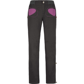 E9 Onda Story Trousers Women iron